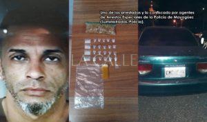 Los atraparon en El Guayo… Arrestan dos sujetos con drogas en Mayagüez