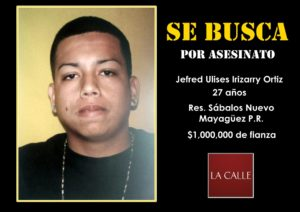 $1 millón de fianza… Buscan al presunto asesino de individuo en residencial Sábalos Gardens de Mayagüez