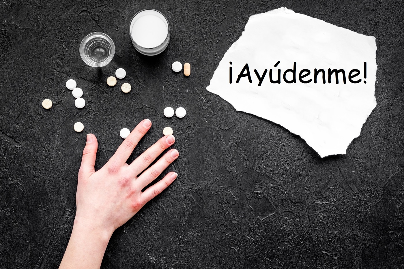 ayuda a adicto