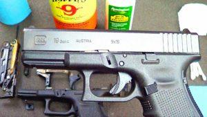 Herido de bala esta madrugada vigilante de Recursos Naturales mientras limpiaba su arma