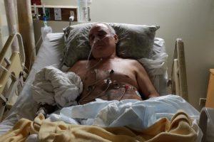 Tras sufrir derrame cerebral… Piden ayuda para cubrir gastos médicos del Lcdo. Manny Suárez, hijo