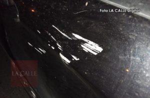 """""""Tierra de nadie"""" la zona del Litoral de Mayagüez en las noches con sujetos lanzando piedras contra los carros (Fotos)"""
