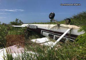 Heridos identificados… Cae avioneta poco después del mediodía en Arecibo (Ampliación)