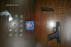 Hubo arrestos y confiscación de armas y drogas… Secretario de Hacienda encabeza operativo anoche contra negocios en Mayagüez y Cabo Rojo