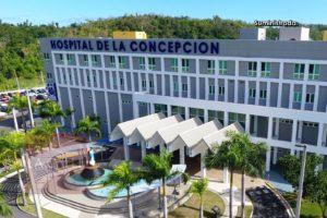 Desde el 23 de julio entra en vigor nuevo horario de visitas a pacientes del Hospital de la Concepción