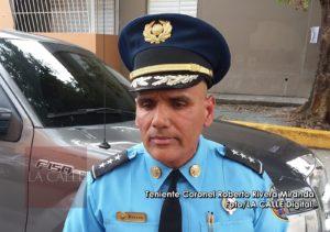"""Jefe de la Policía del Oeste confirma que se prepararon para los días 25 y 27 de julio aunque ya no sean """"feriados"""""""