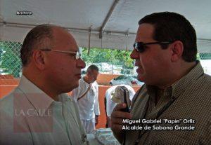 Federales arrestan esta mañana por corrupción al Alcalde de Sabana Grande