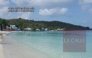 Según monitoreo de la Junta de Calidad Ambiental… Buyé en Cabo Rojo es la única playa de Puerto Rico no apta para bañistas este fin de semana