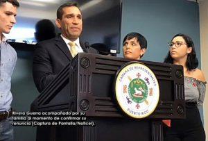 Rivera Guerra confirma esta tarde su renuncia y se retira definitivamente de la política