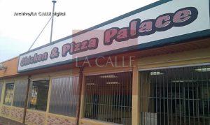 """Ya son 5 años sin el """"Chicken & Pizza Palace"""" en Mayagüez (Fotos)"""