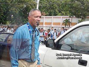 """Tras su abrupta salida como Director Regional… Ismael Aponte regresa como """"principal"""" de escuela en Hormigueros"""