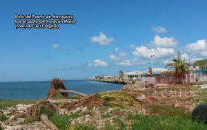 Después de casi 50 años llegan fondos para el dragado de la bahía de Mayagüez (Fotos)