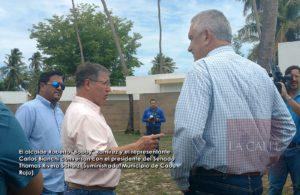Alcalde de Cabo Rojo asegura que el Municipio está preparado para administrar el Centro Vacacional y Balneario de Boquerón