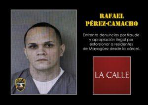 """Siguen cayendo… Acusan confinado por extorsionar personas de Mayagüez con el cuento del """"hijo secuestrado"""""""