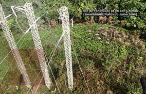 Brigadas AEE en San Germán…. A todo vapor trabajos para restablecer la luz en pueblos del Oeste