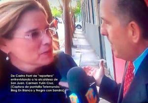 "¿De Castro Font de ""reportero""? ¿Surrealismo, Periodismo 101 o Vergüenza contra dinero?"