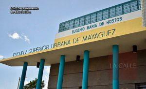 """Las clases empiezan el lunes… """"Sin luz"""" la escuela superior Hostos de Mayagüez desde hace más de un mes"""