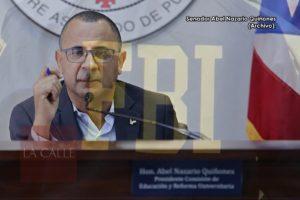 Relacionado con presunto fraude… Federales arrestan esta mañana al senador PNP Abel Nazario