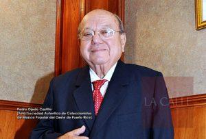 Expuesto mañana martes en la Funeraria Martell de Mayagüez… Confirman itinerario de las honras fúnebres de Don Pedro Ojeda