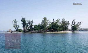 """Destruido por María… Buscan reconstruir muelle de la """"Isla de Ratones"""" en Joyuda (Fotos)"""