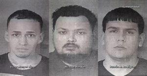 Arrestos por drogas y armas en Columbus Landing y Buenaventura, en Mayagüez; y Puerto Real en Cabo Rojo (Fotos)