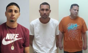 Y a un sujeto armado en el Hotel Mayagüez Resort… Arrestos por drogas anoche en Mayagüez y en Joyuda (Fotos)