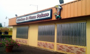 Chicken & Pizza Palace