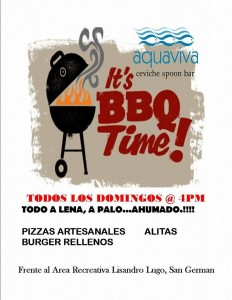 aquaviva bbq sin costillas