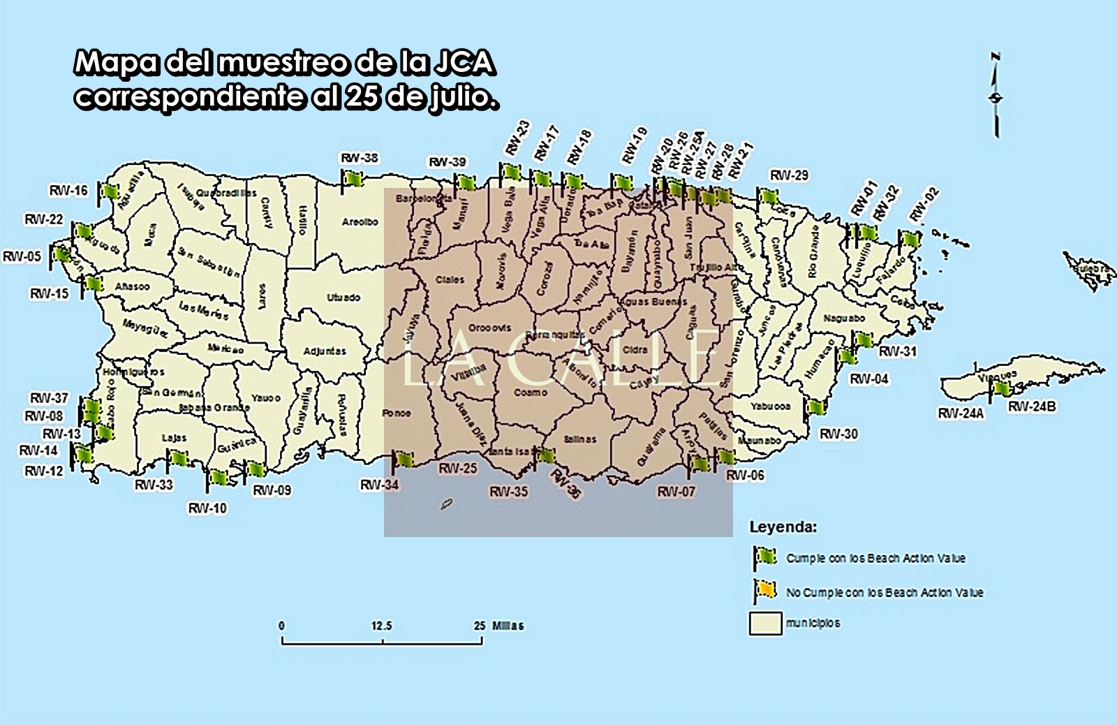mapa de JCA playas 25 de julio wm